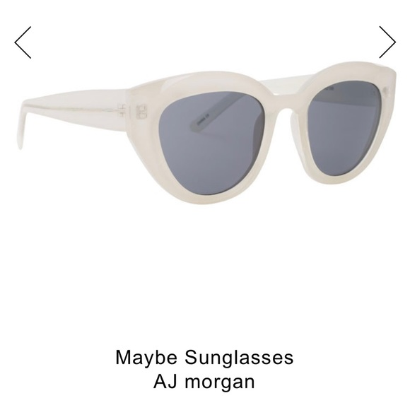 29e2e2242 ASOS Accessories | Aj Morgan Maybe Sunglasses | Poshmark